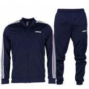 Track Suit Back 2 Basic 3-Stripes - Blå, Legink/Legink/White, L,  Svarta Adidasbyxor