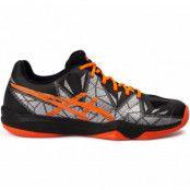 Gel-Fastball 3, Black/Shocking Orange, 42,5