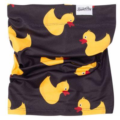 Blount & Pool Neckwarmer, Yellow Duck, Ones,  Pool