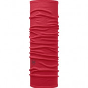 Buff Merinowool Solid Red Scarlet