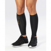 2XU Elite Mcs Comp Calf Guard  Black/Gold Logo - Sista stl