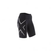 2XU Hyoptik Mid-Rise Compression Shorts W