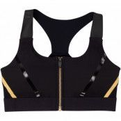 A400 Womens Speed Crop, Black/Gold, L,  Skins