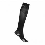 Compression Sock, Black, 43-46,  Träningsstrumpor