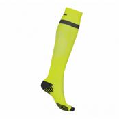 Compression Sock, Neon Yellow, 35-38,  Träningsstrumpor