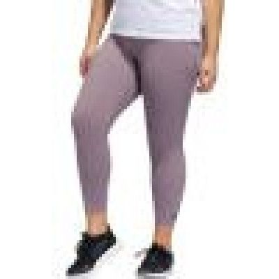 adidas Women's Believe This Solid Heather Tight - Tights