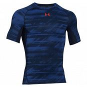 Armour Hg Printed Ss, Academy, L,  Under Armor