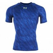 Armour Hg Printed Ss, Squadron, Xs,  Under Armor