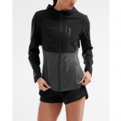 2XU Ghst 2 In 1 Jacket Women  Black/Black Marle