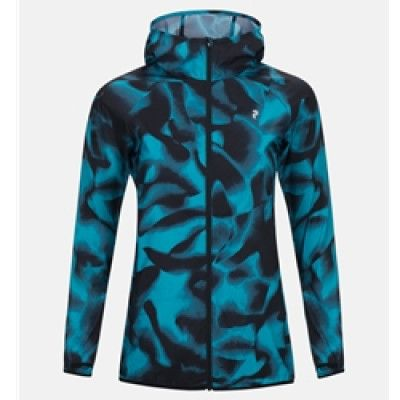 Peak Performance W Freemont Print Jacket