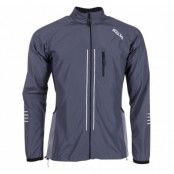 Perform Run Jacket, Grey, L,  Silva