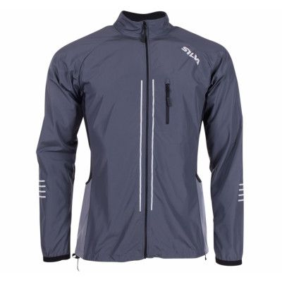 perform run jacket, grey, s,  varumärken