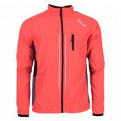 Perform Run Jacket, Orange, S,  Silva