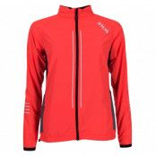 W Perform Run Jacket, Orange, L,  Silva