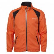 X.C.S. Wasa Jacket Jr, Orange/Black, 160,  Swedemount Jackor