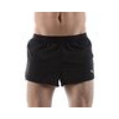 PE Running Split Shorts