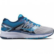 Saucony Omni 16 (Wide) Dam Grey/Navy