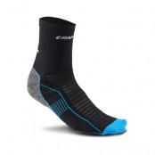 Craft Cool Run Sock BLACK - Utgående Färg