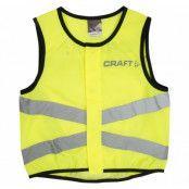 Visibility Vest J, Neon, 146-152,  Craftrea