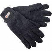 figaro gloves, grey melange, 10,  tuxer