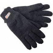 Figaro Gloves, Grey Melange, 9,  Tuxer