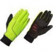 GripGrab Windster Hi-Vis Cykelhandskar - Handskar