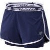 New Balance Women's Relentless 2in1 Short - Shorts