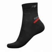 2 Layer Sock, Black, 39-42