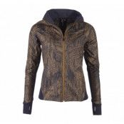 Imotion Printed Cross Jacket, Golden, Xs
