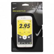Nike Lean Arm Band Plus, Black/Black/Silver, Onesize,  Nike