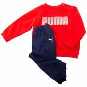 Minicats Ka Crew Jogger Fl, High Risk Red, 104,  Puma