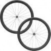 Prime BlackEdition 50 Hjulset (kolfiber, skivbroms) - Hjulset