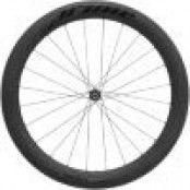Prime BlackEdition 60 Framhjul (kolfiber, skivbroms) - Framhjul