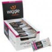 Wiggle Nutrition Energibars (20 x 60 g) - Bars